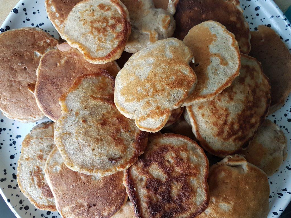 gluten free banana pancakes recipe uk