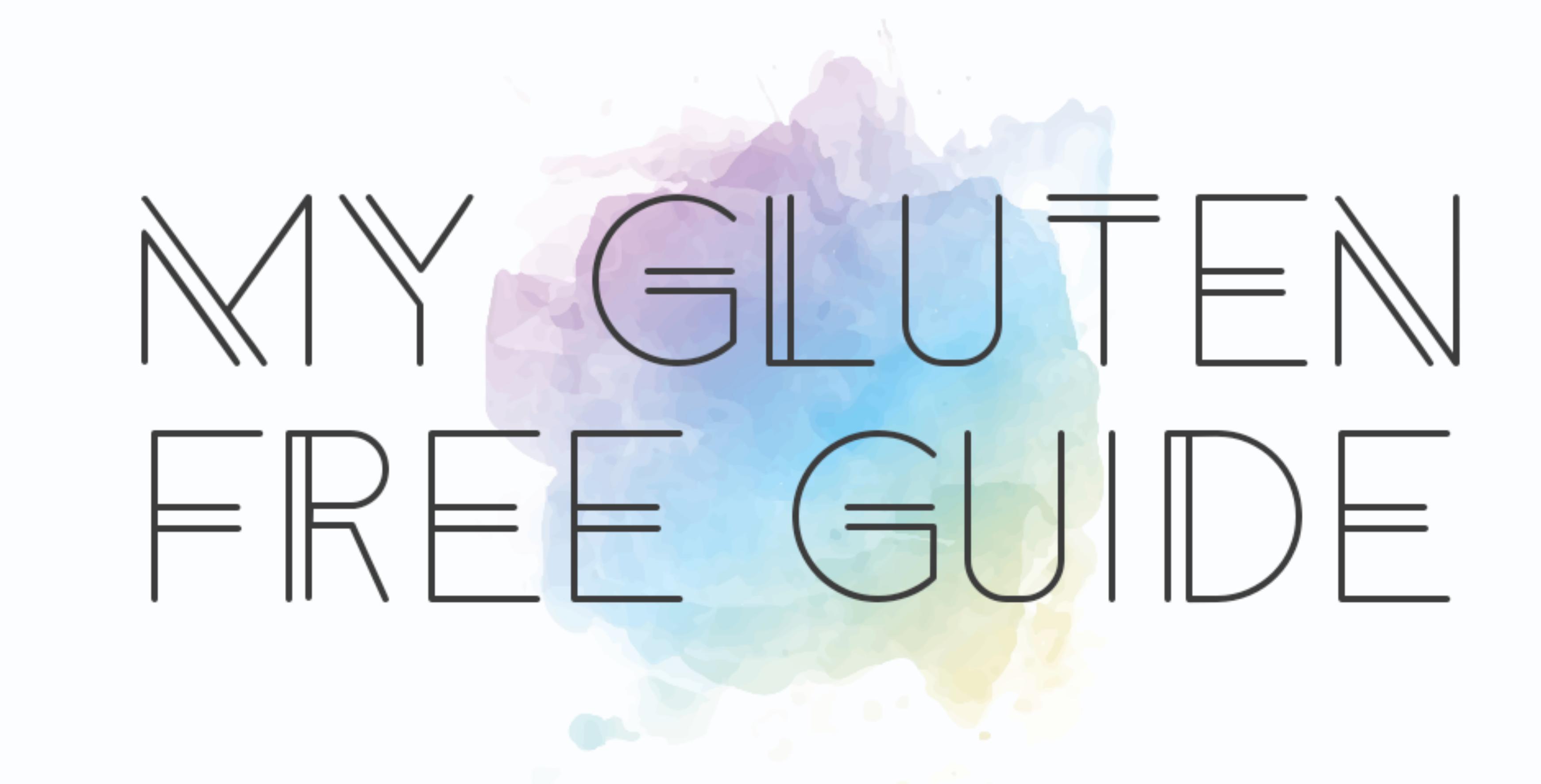 My Gluten Free Guide