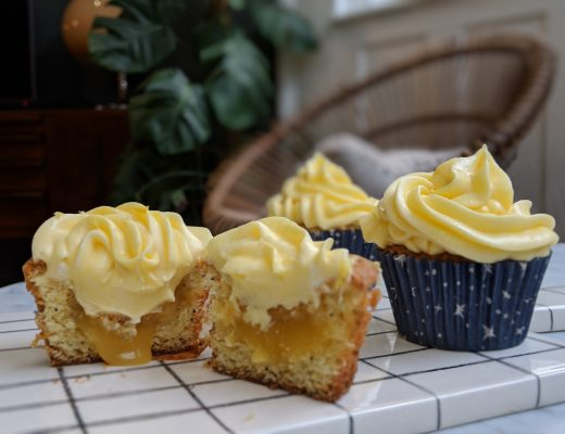 gluten free lemon cupcakes recipe
