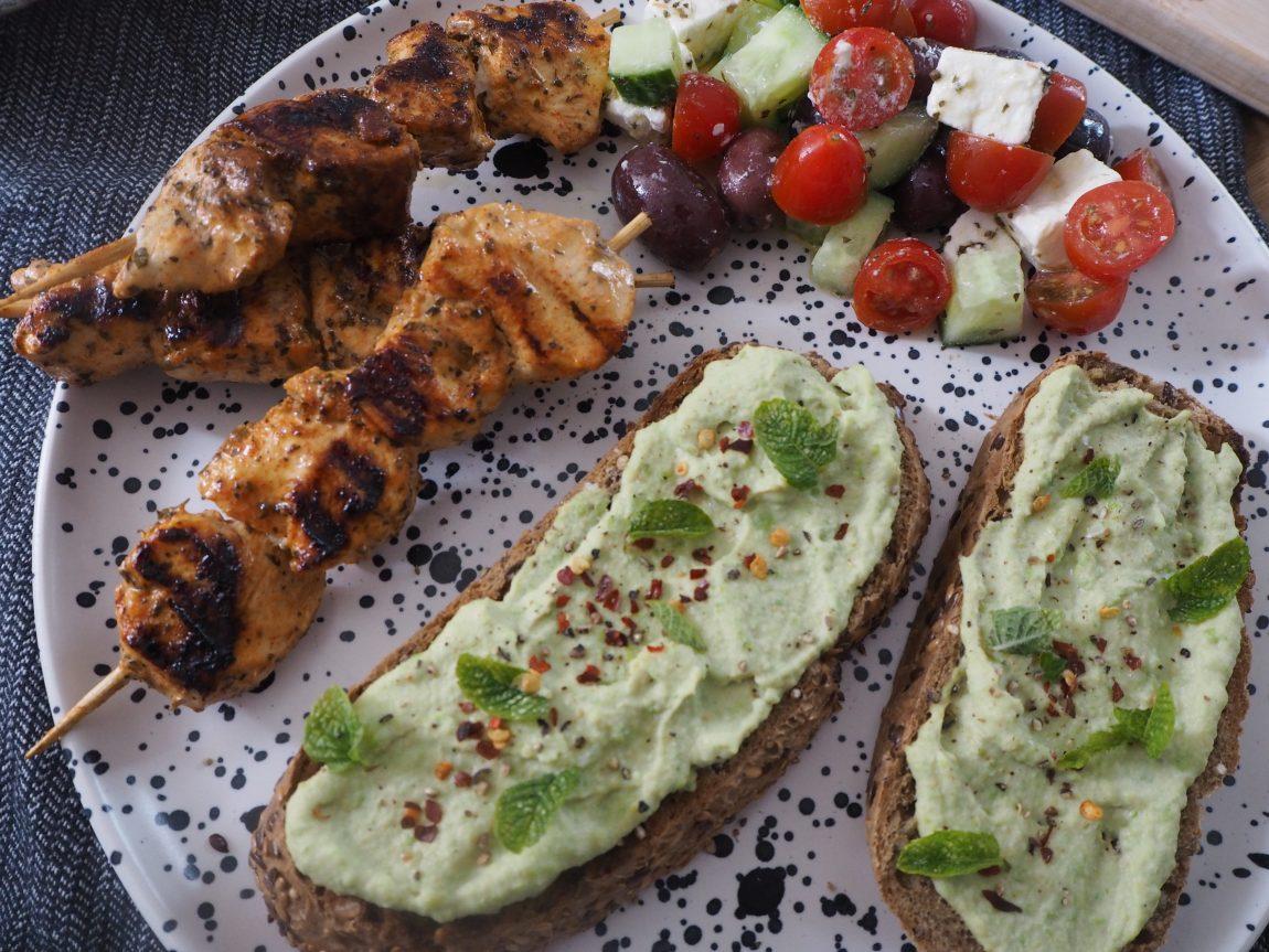 Gluten Free Mezze Platter