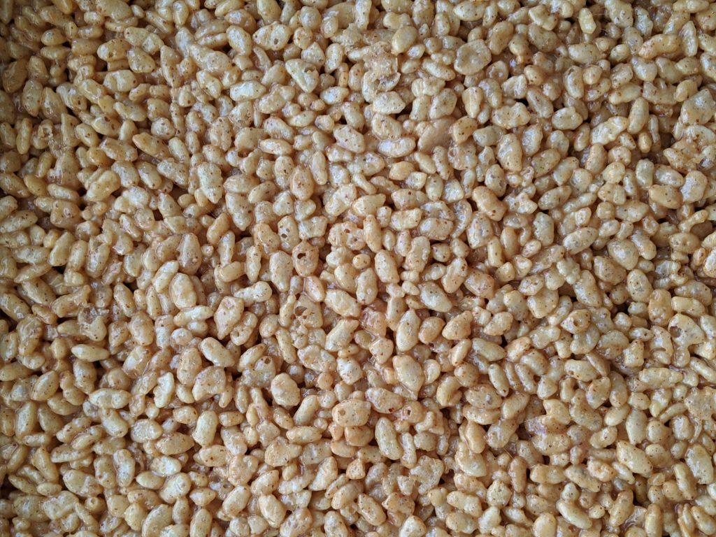 gluten free rice pops