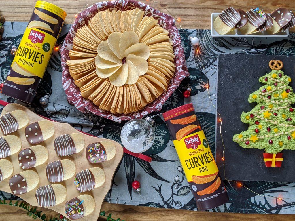 schar curvies christmas party recipes