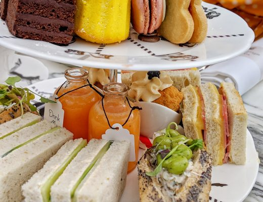 gluten free afternoon tea london the sanderson