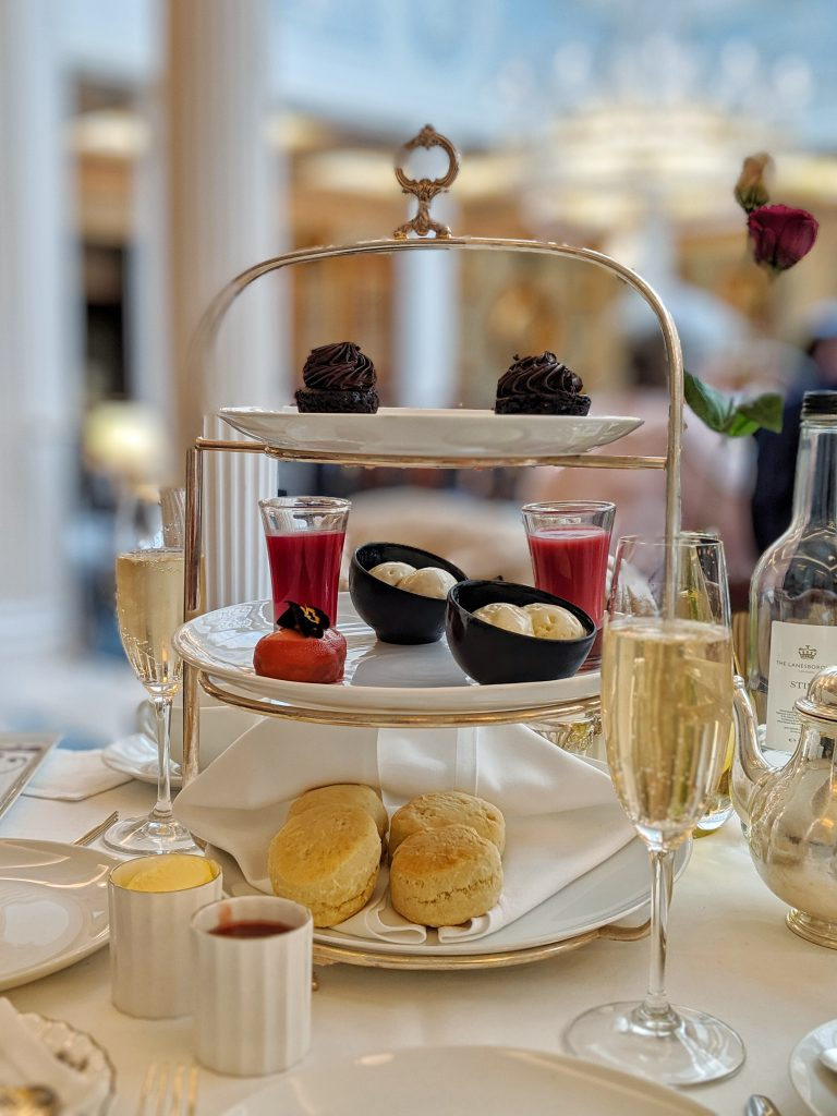gluten free afternoon tea london lanesborough