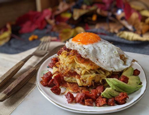gluten free potato rosti recipe