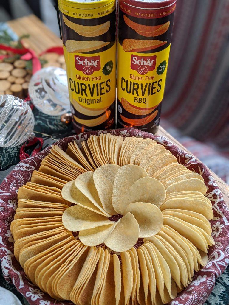 schar curvies platter