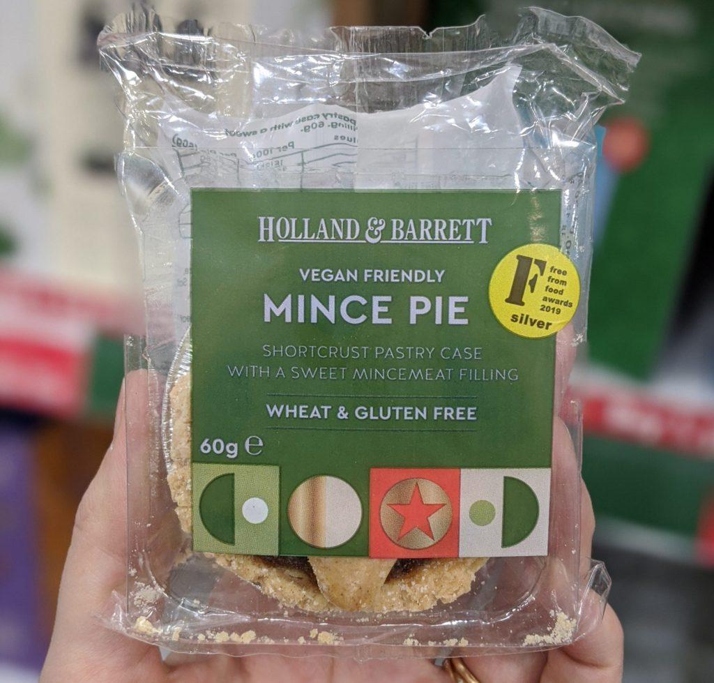 20 Gluten Free Mince Pies 2019 - Holland Barrett Gluten Free Mince Pies