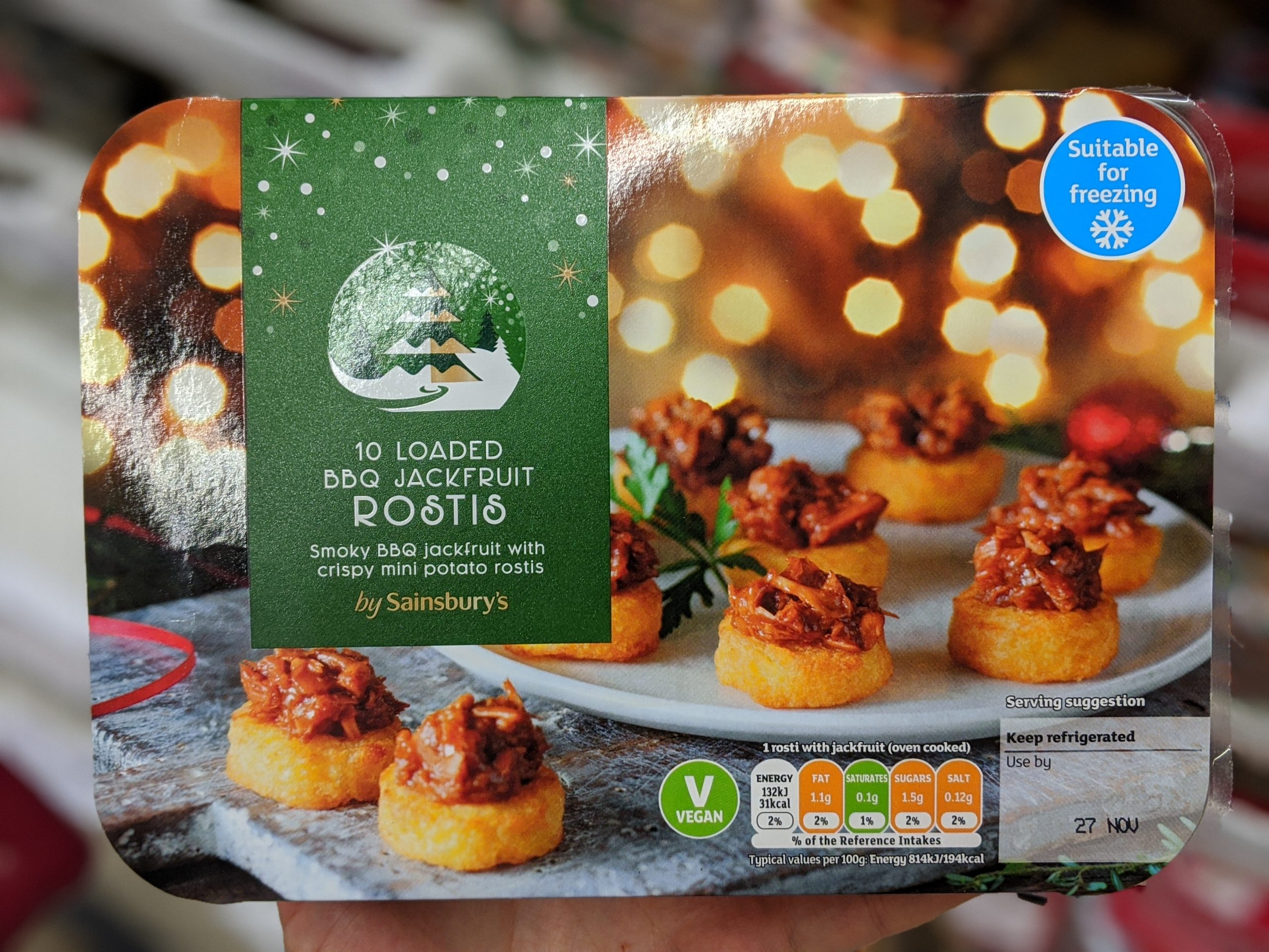 Gluten Free Festive Party Food Guide 2019 My Gluten Free Guide