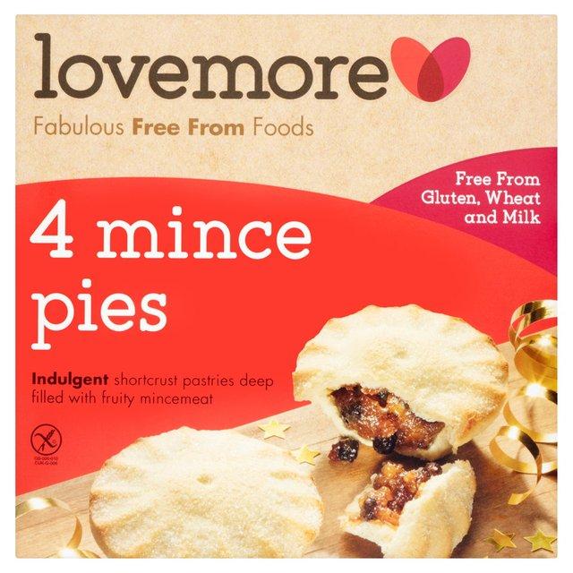 20 Gluten Free Mince Pies 2019 - Lovemore Gluten Free Mince Pies