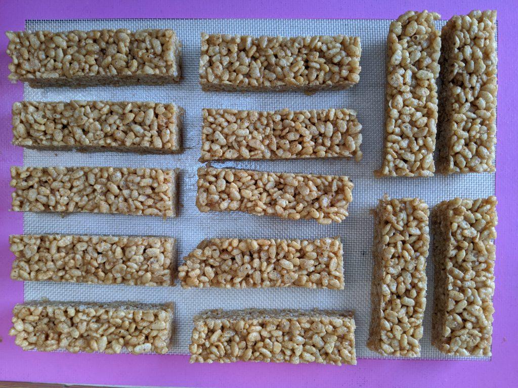 gluten free rice crispie treats
