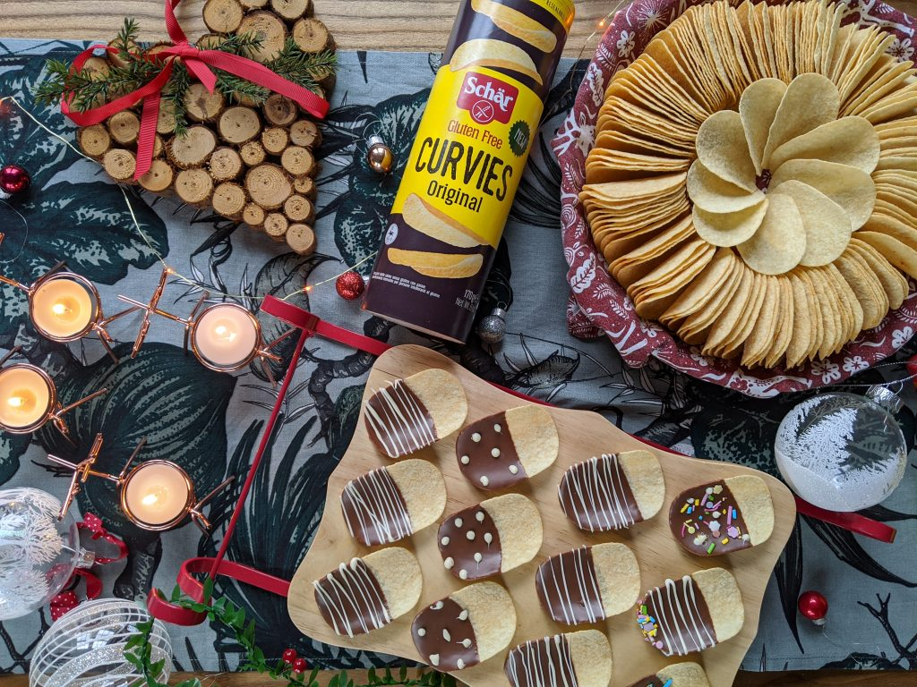 schar curvies recipes chocolate dipped