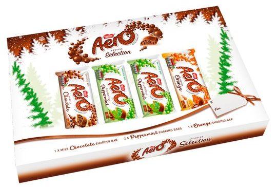 gluten free selection box uk aero