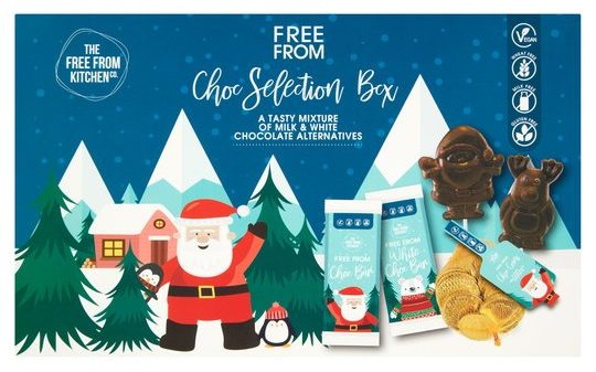 gluten free selection box free from kitchen dairy free