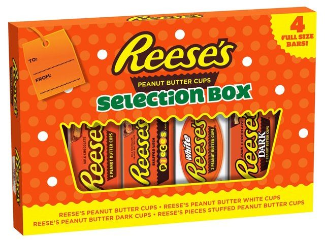 gluten free selection box reeses selection box peanut butter cups