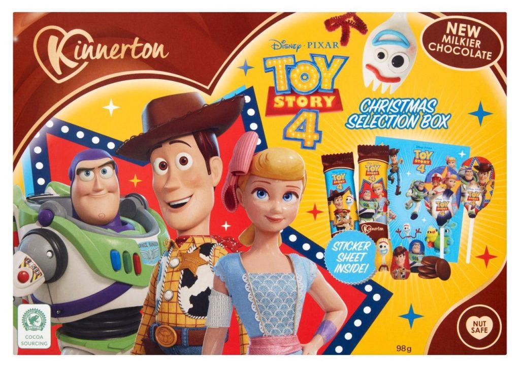 gluten free selection box kinnerton toy story 4