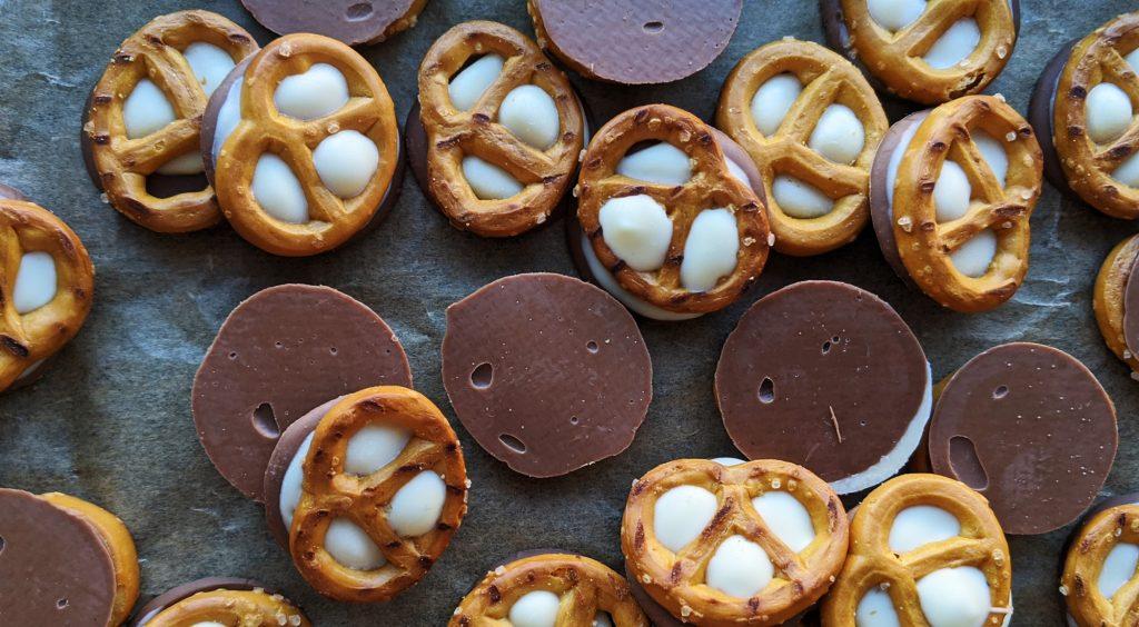 gluten free chocolate pretzels recipe uk