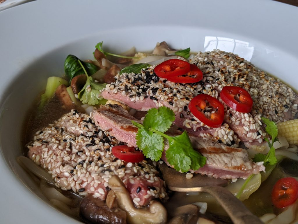 gluten free steak noodles recipe uk