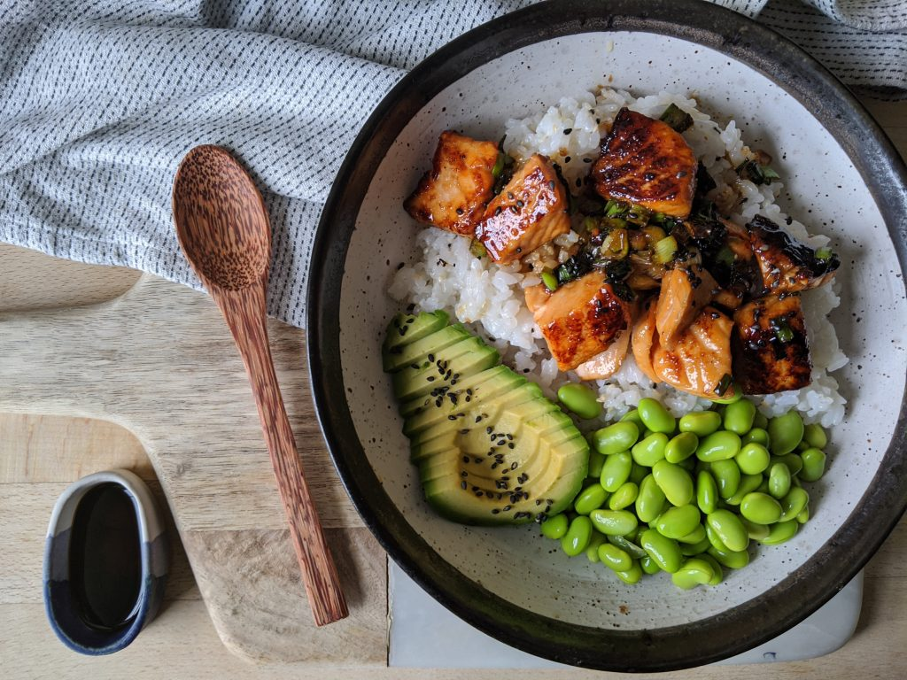 gluten free teriyaki recipe
