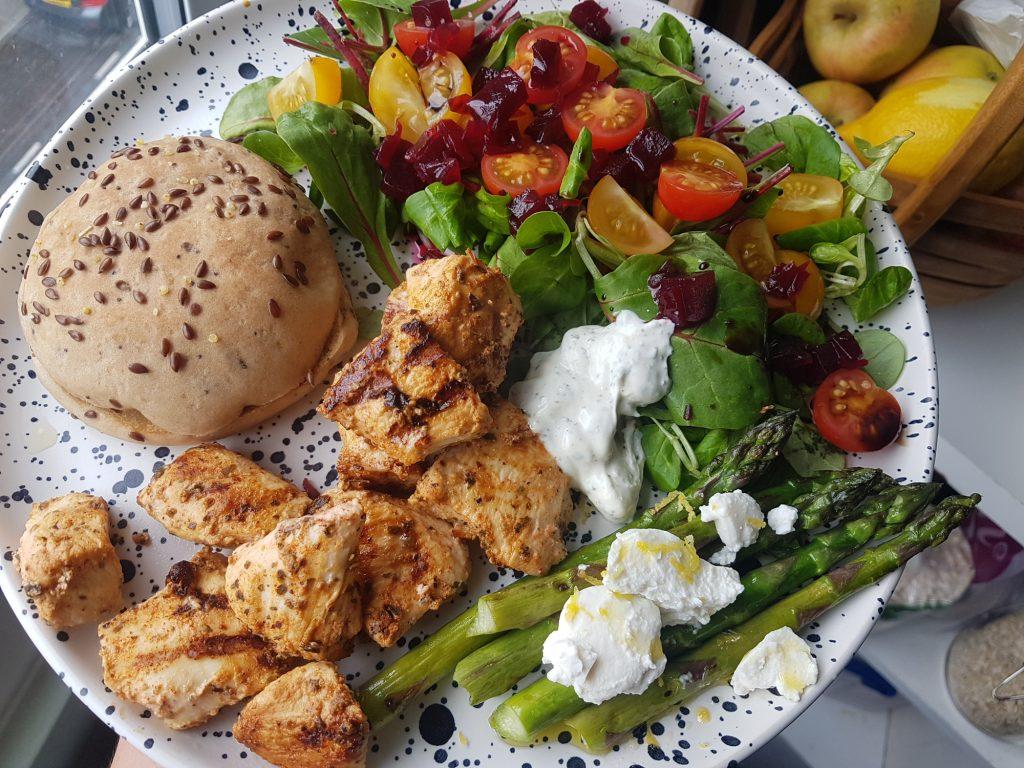 chicken kebab gluten free healthy