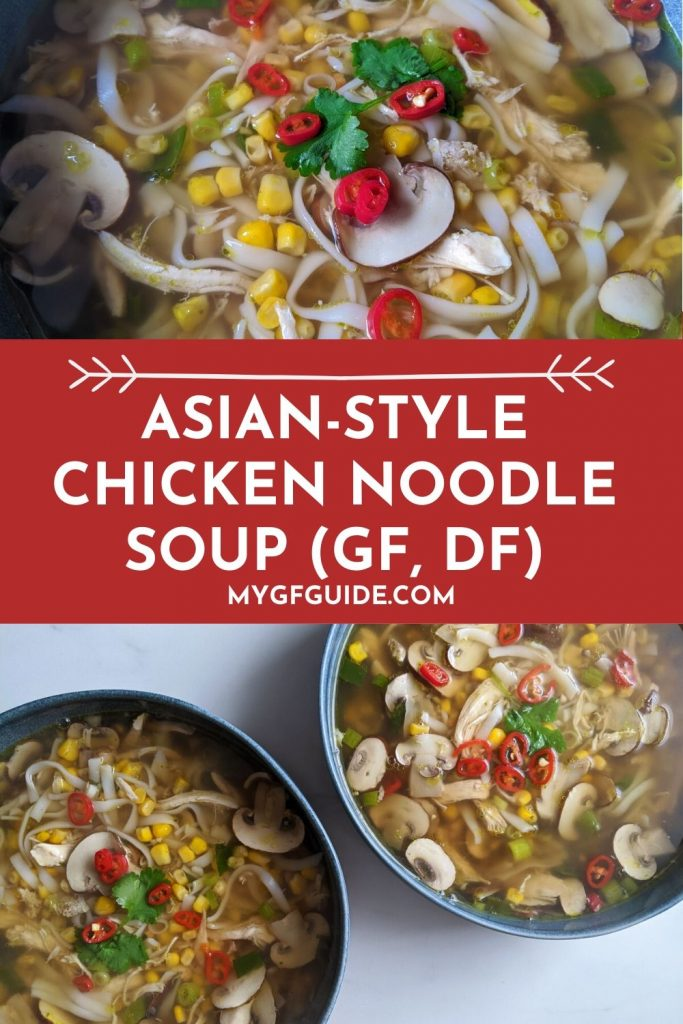 pinterest gluten free chicken noodle soup