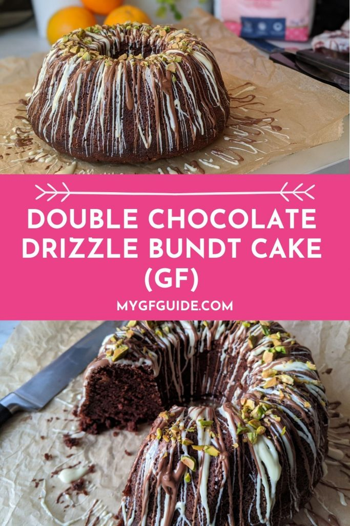 Gluten free chocolate bundt cake pinterest recipe
