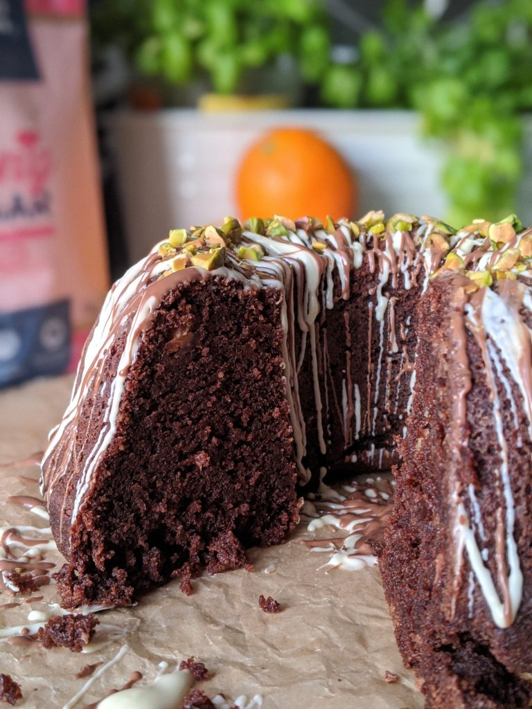 gluten free chocolate bundt cake recipe uk