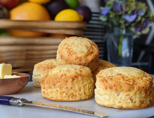 gluten free cheese scones