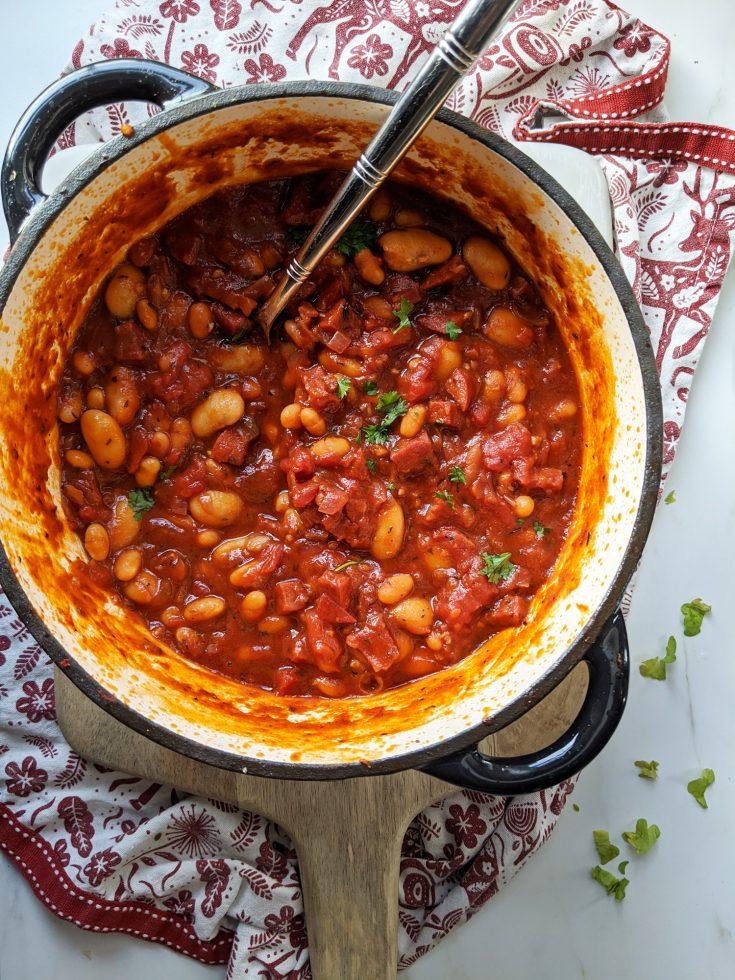 chorizo stew recipe uk