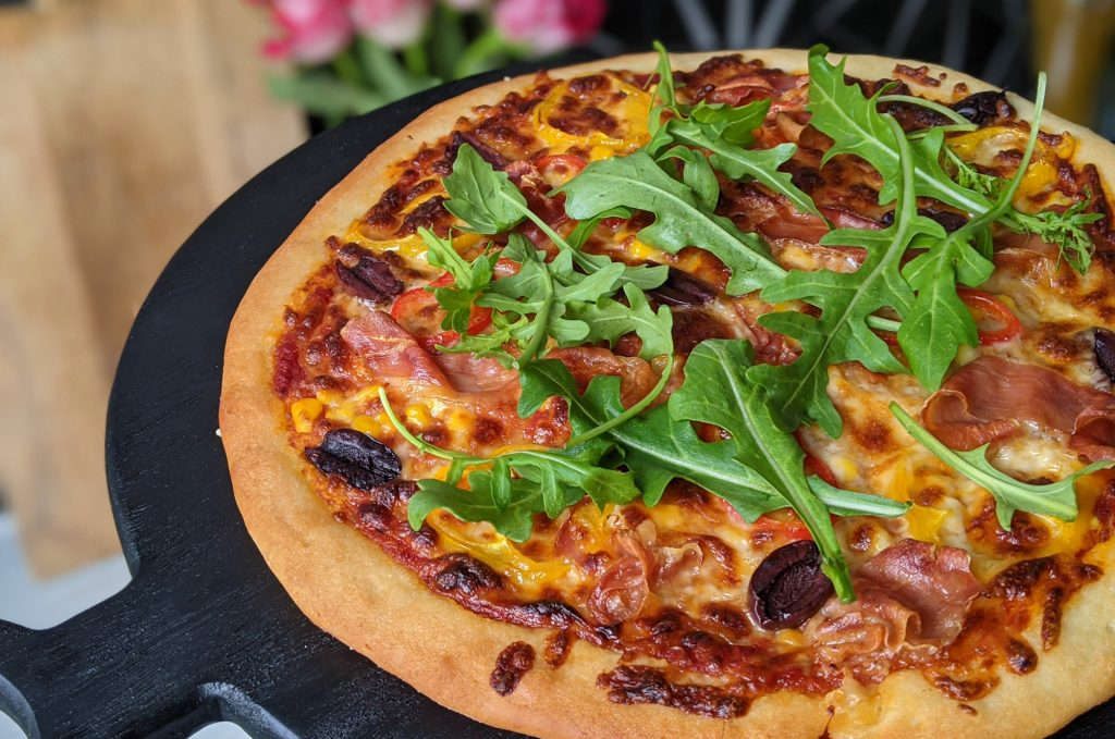 make gluten free pizza
