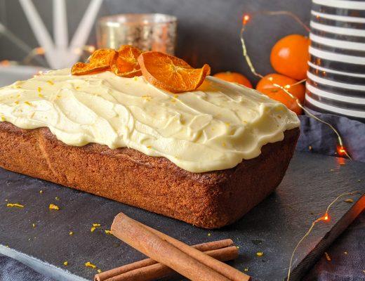 spiced orange loaf cake gluten free
