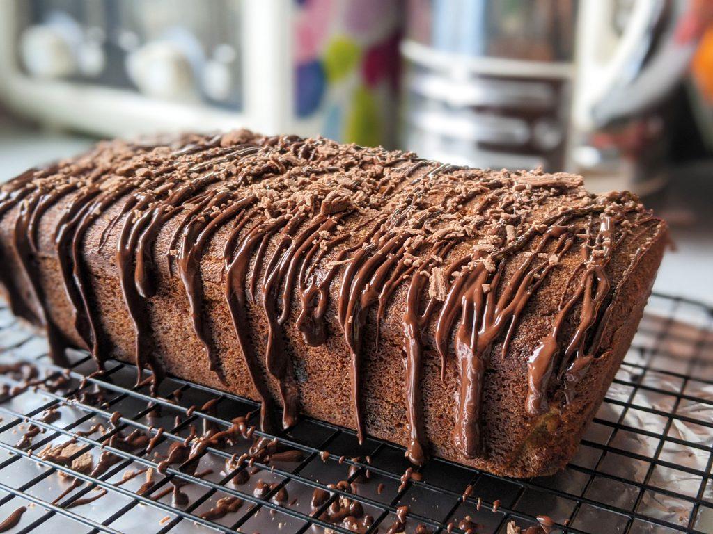 Schokoladenbananenkuchen