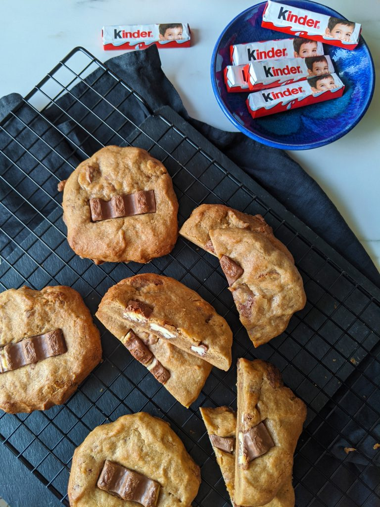 gluten free kinder cookies