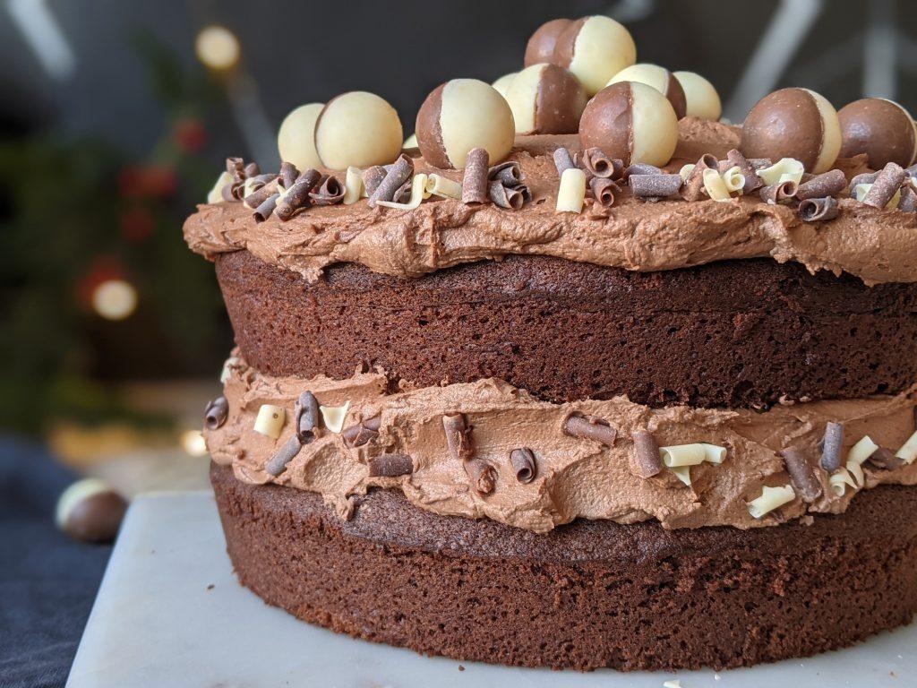 gluten free chocolate cake recipe uk