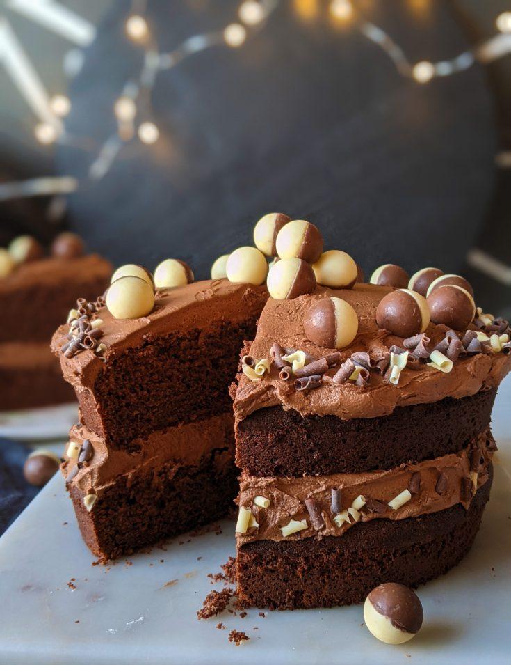 Chocolate Celebration Cake (GF)