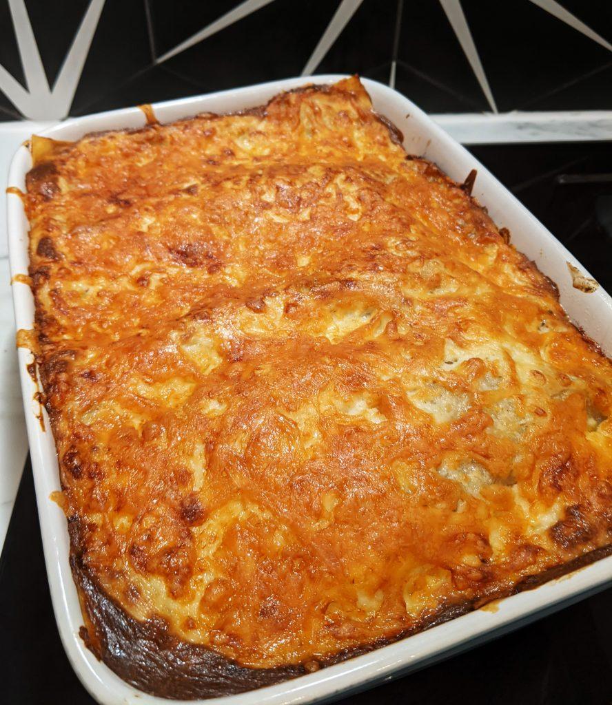 gluten free lasagne recipe