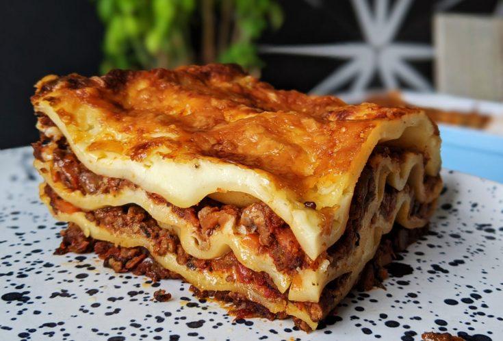 Classic Lasagne - Gluten Free Recipe