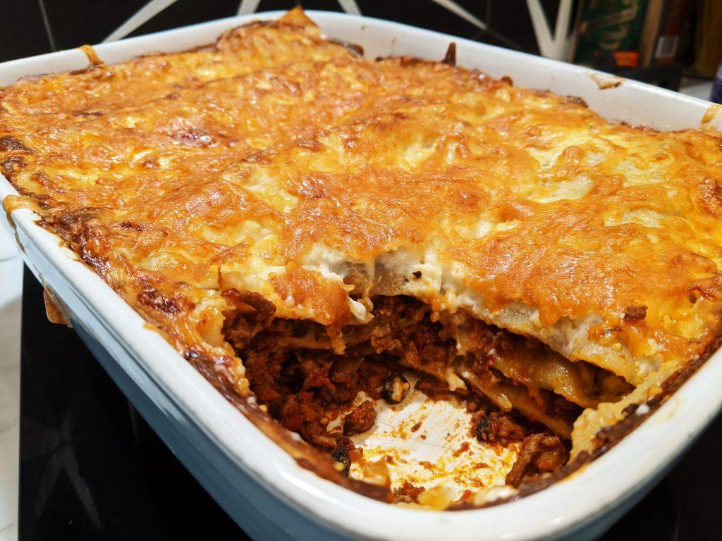 gluten free lasagne recipe uk