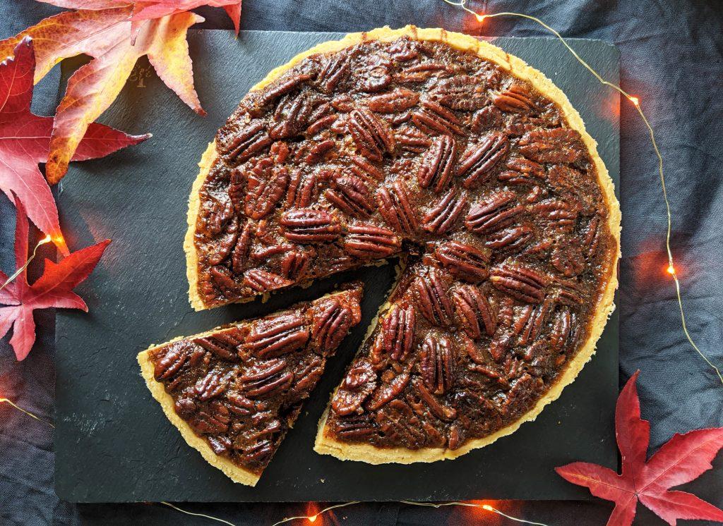 gluten free pecan pie recipe uk
