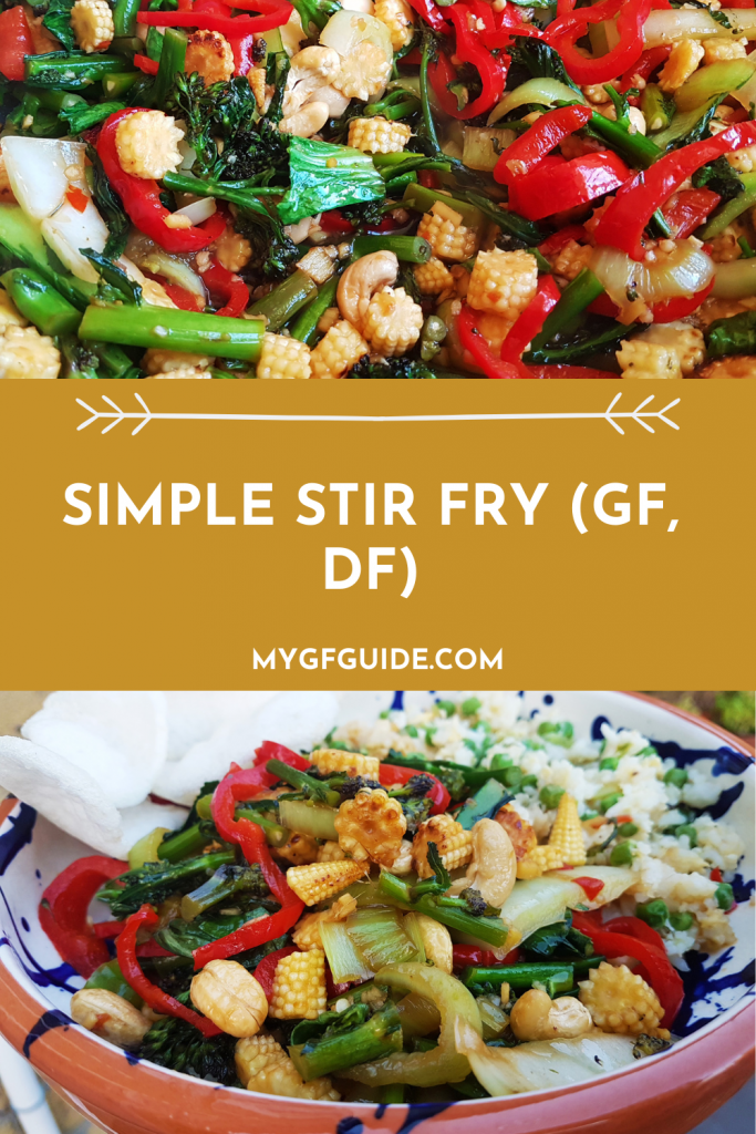gluten free stir fry recipe uk