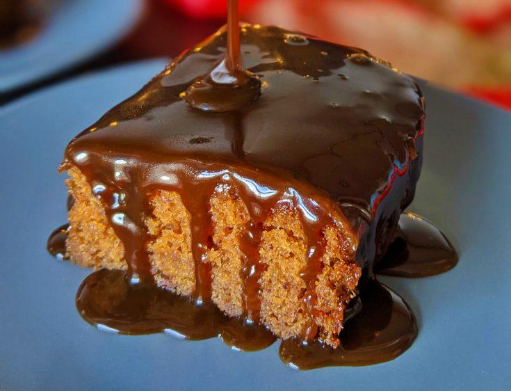 Gluten Free Sticky Toffee Pudding