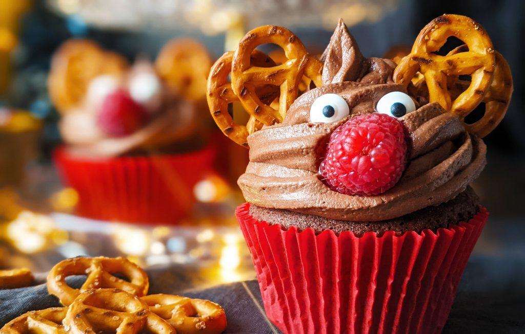 gluten free reindeer cupcakes recipe