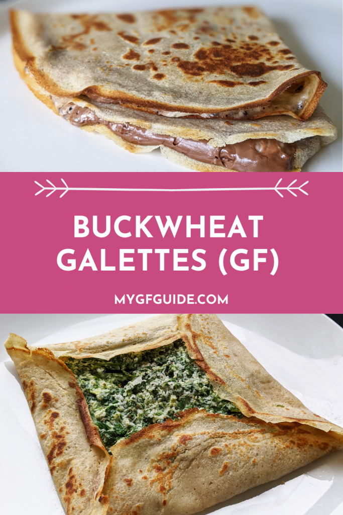 pinterest galettes recipe uk