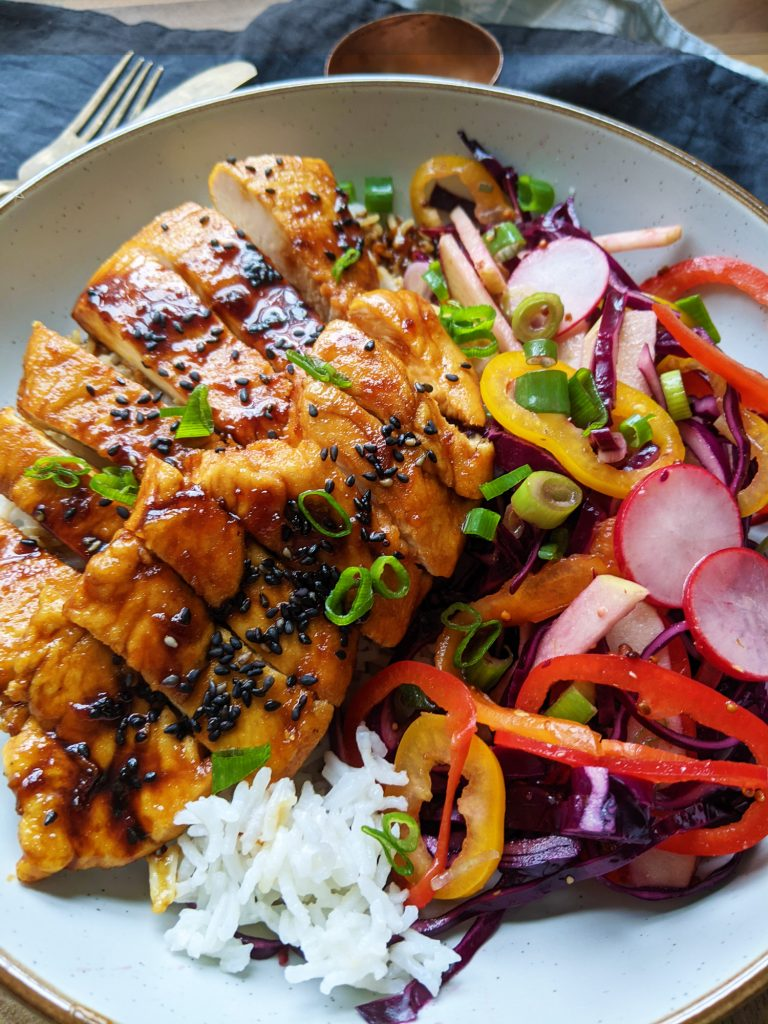 honey soy chicken recipe gluten free