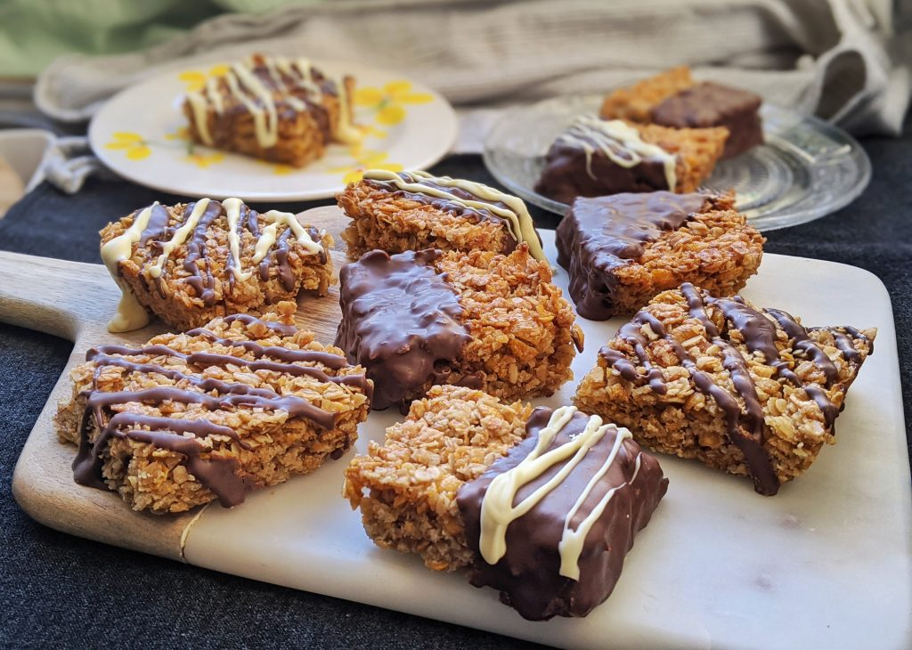 gluten free cornflake flapjacks recipe uk