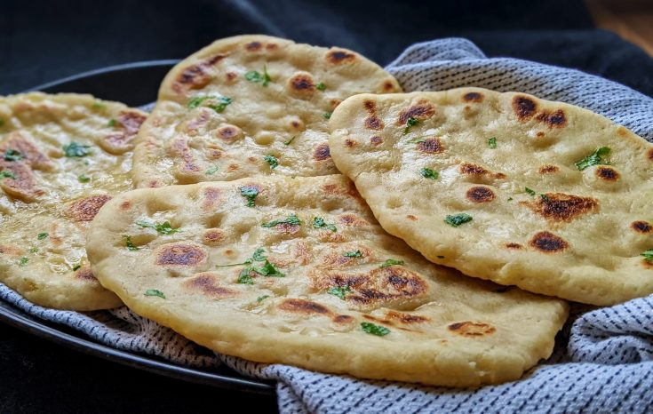 Brilliant Gluten Free Naan Bread