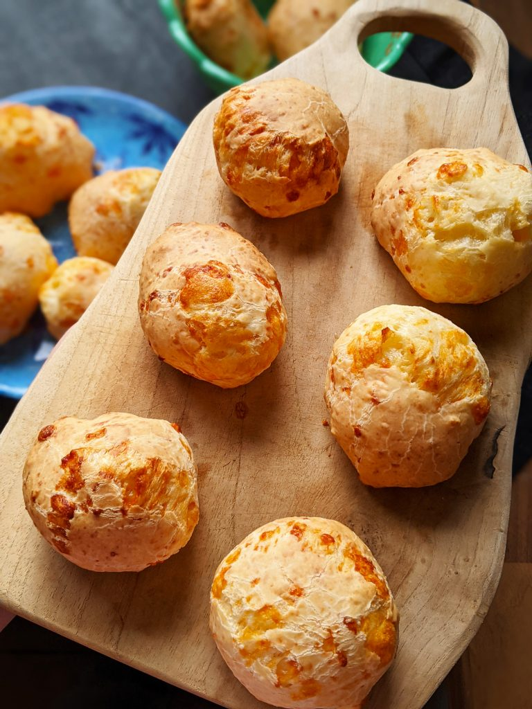 gluten free cheesy bread recipe uk