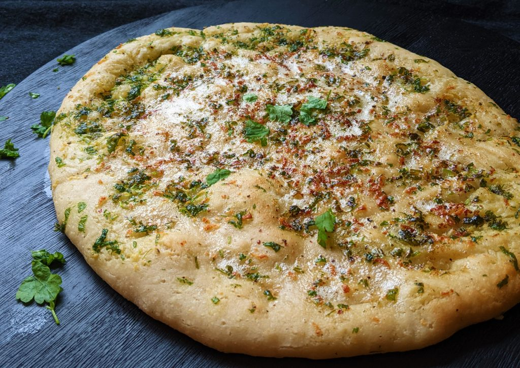 garlic pizza bread gluten free recipe