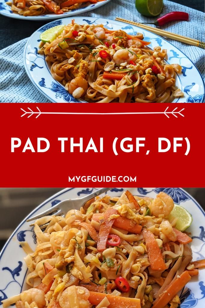 gluten free pad thai recipe uk