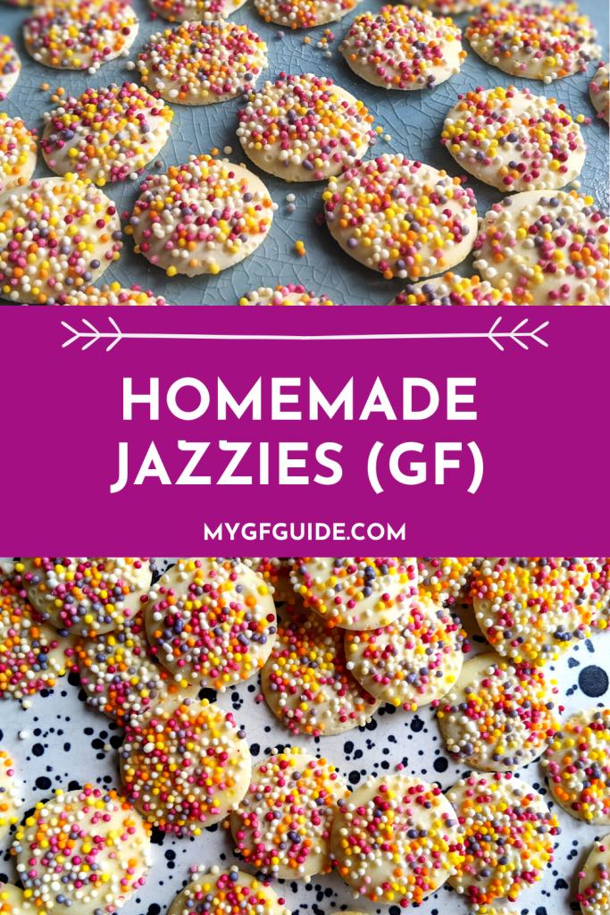 homemade jazzies gluten free pinterest