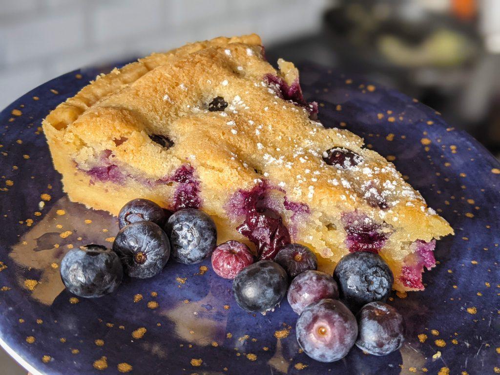 gluten free frangipane tart recipe
